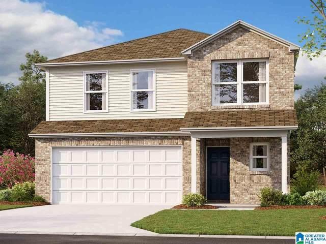 345 Hidden Ct, Montevallo, AL 35115 (MLS #1277505) :: Bailey Real Estate Group