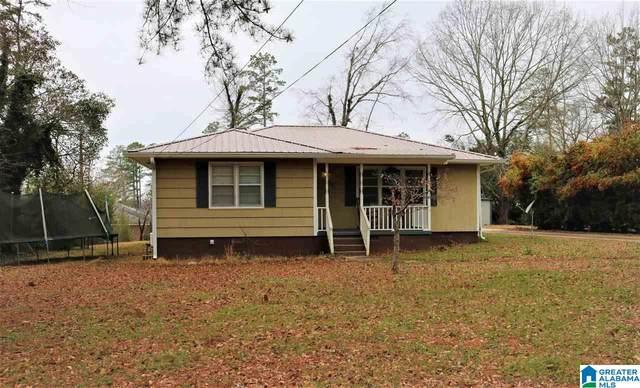 602 7TH AVE NE, Jacksonville, AL 36265 (MLS #1277576) :: Josh Vernon Group