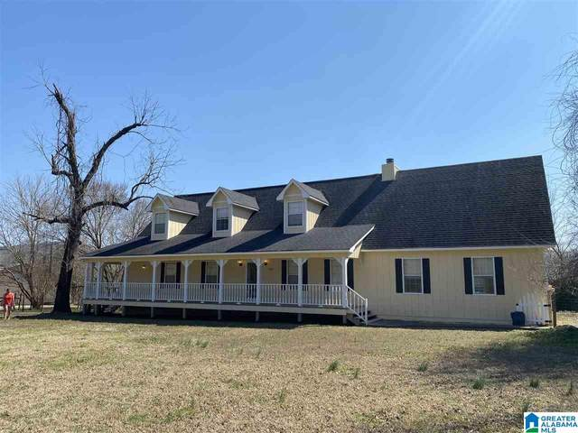 4844 Pleasant Valley Rd, Odenville, AL 35953 (MLS #1277591) :: Howard Whatley