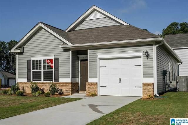 2049 Glades Dr, Calera, AL 35040 (MLS #1277601) :: Bailey Real Estate Group