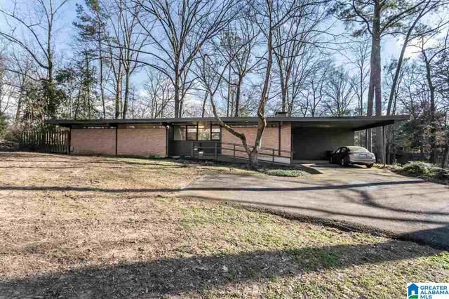 3434 Ridgecrest Dr, Hoover, AL 35216 (MLS #1277631) :: Lux Home Group