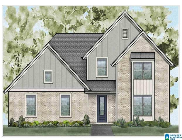 420 Taylors Way, Moody, AL 35004 (MLS #1277744) :: Gusty Gulas Group