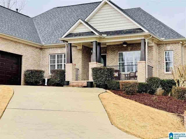 2753 Oakleaf Dr, Helena, AL 35022 (MLS #1277887) :: Lux Home Group