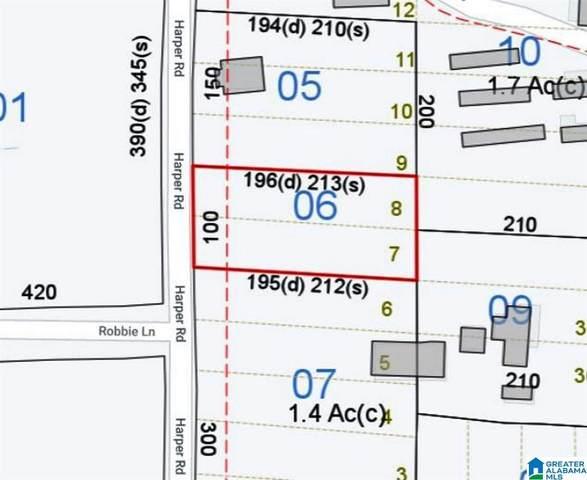 Harper Rd .49 Acres, Heflin, AL 36264 (MLS #1277929) :: Josh Vernon Group