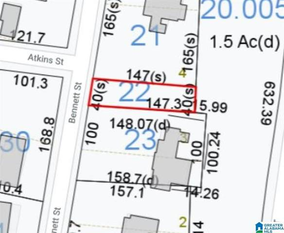 Bennett St .12 Acres, Heflin, AL 36264 (MLS #1277937) :: Josh Vernon Group