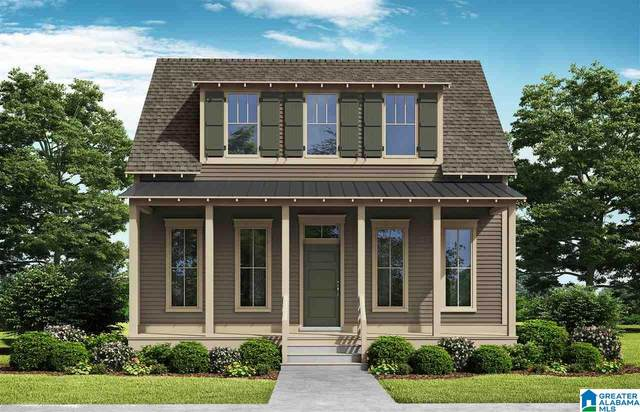 4510 Village Green Way, Hoover, AL 35226 (MLS #1277994) :: Lux Home Group