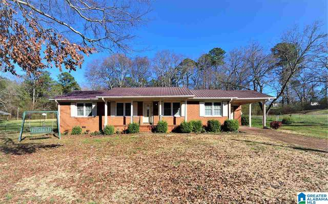1004 Southwood Ave, Talladega, AL 35160 (MLS #1278022) :: Josh Vernon Group