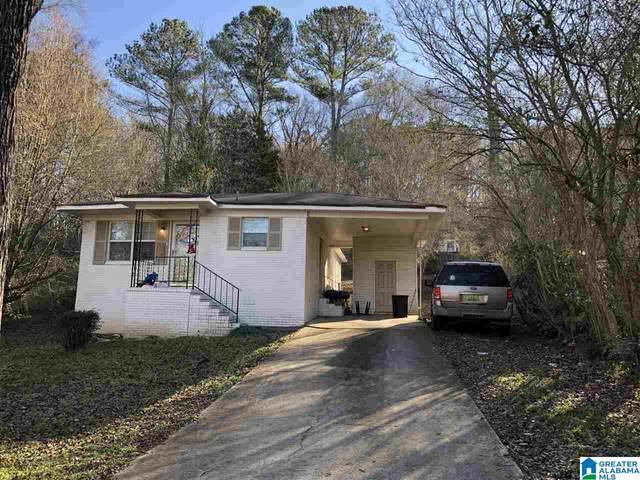 1705 Old Springville Rd, Birmingham, AL 35215 (MLS #1278064) :: Lux Home Group