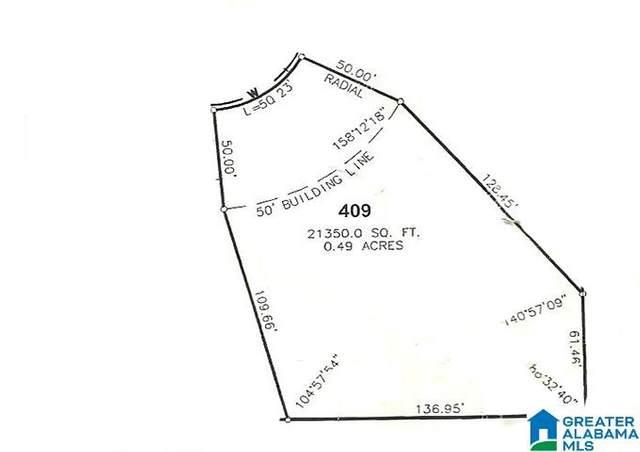 7370 Creek Trace Boulevard #409, Bessemer, AL 35022 (MLS #1278463) :: Howard Whatley