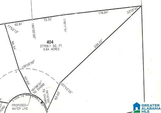 7408 Creek Trace Way #404, Bessemer, AL 35022 (MLS #1278472) :: Howard Whatley