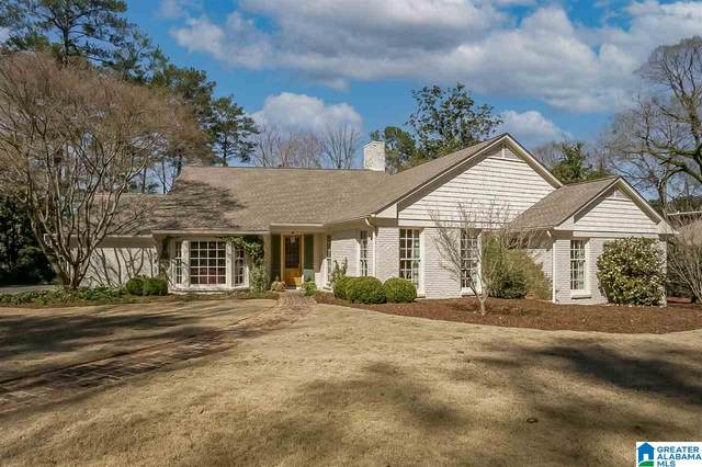 4 Glencoe Cir, Mountain Brook, AL 35213 (MLS #1278717) :: Sargent McDonald Team