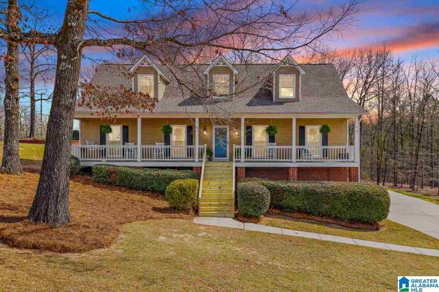 701 Forest Hills Trc, Alabaster, AL 35007 (MLS #1278805) :: Amanda Howard Sotheby's International Realty