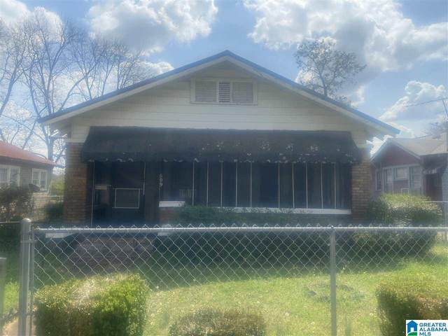 609 W 4TH AVE W, Birmingham, AL 35204 (MLS #1279158) :: Josh Vernon Group