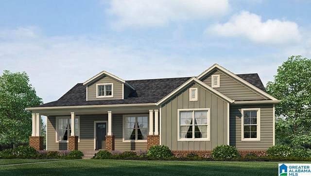 1155 Mountain Laurel Circle, Moody, AL 35004 (MLS #1279170) :: The Fred Smith Group | RealtySouth