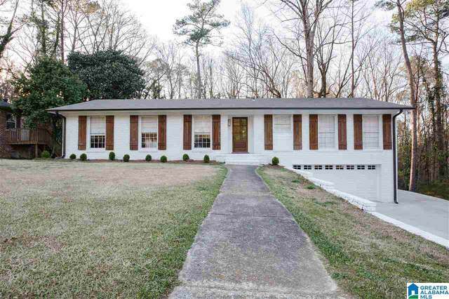 1076 Forest Brook Drive, Homewood, AL 35209 (MLS #1279731) :: Josh Vernon Group