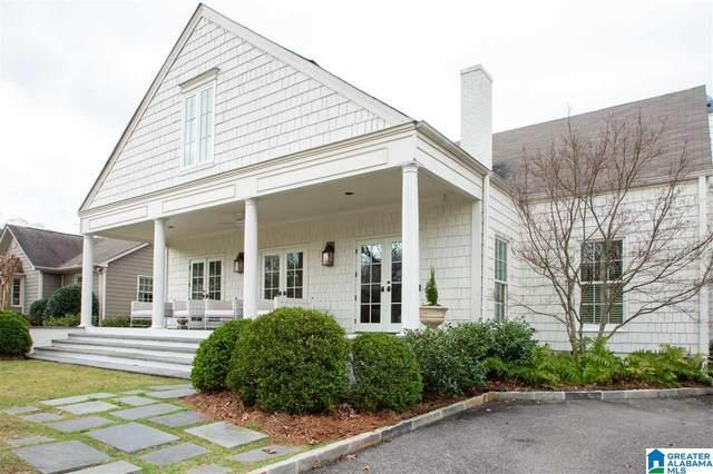 12 W Montcrest Drive, Mountain Brook, AL 35213 (MLS #1279750) :: Bentley Drozdowicz Group