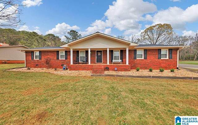 3909 Lochlee Street, Anniston, AL 36207 (MLS #1279865) :: Bentley Drozdowicz Group