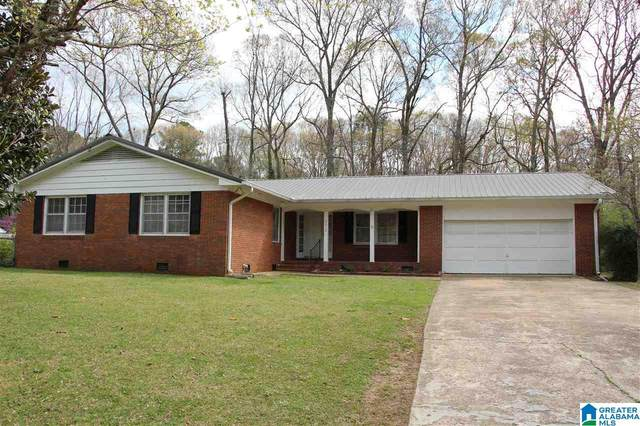 3912 Russell Drive, Anniston, AL 36207 (MLS #1279908) :: Howard Whatley