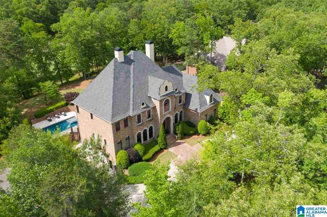 4024 Greystone Dr, Hoover, AL 35242 (MLS #1280117) :: Amanda Howard Sotheby's International Realty