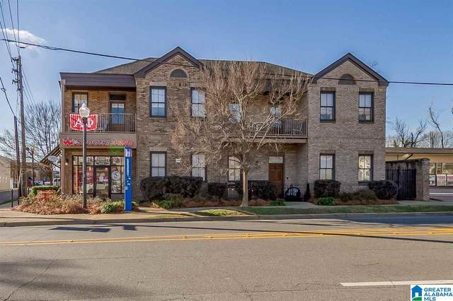 1403 University Blvd #9, Tuscaloosa, AL 35401 (MLS #1280166) :: LIST Birmingham