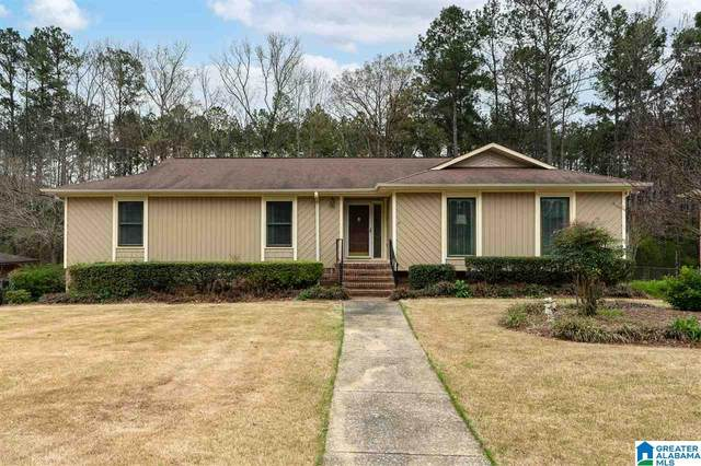 1325 Atkins Trimm Boulevard, Hoover, AL 35226 (MLS #1280245) :: Lux Home Group