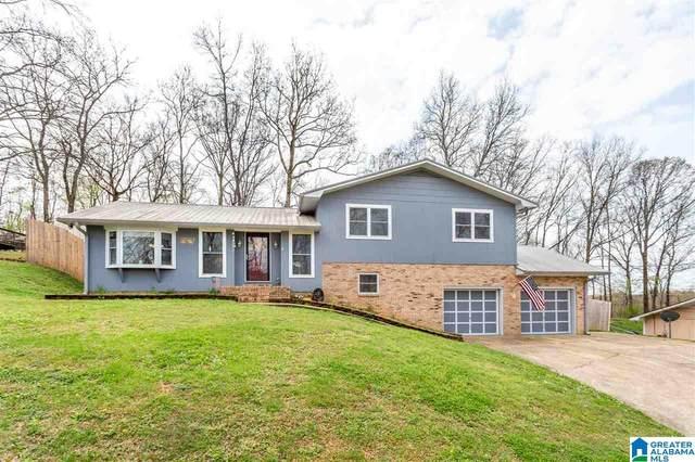 1620 Mountain Oak Drive, Anniston, AL 36206 (MLS #1280349) :: Gusty Gulas Group