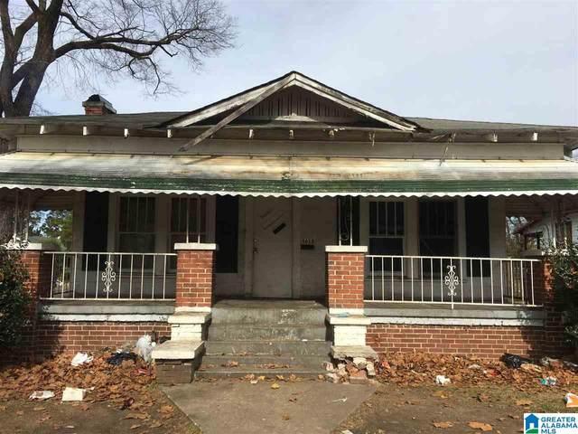 4618 12TH AVENUE N, Birmingham, AL 35212 (MLS #1280568) :: Lux Home Group