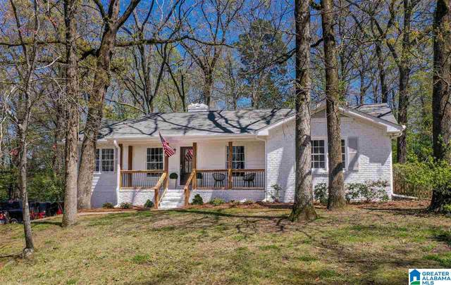 3184 Dolly Ridge Drive, Vestavia Hills, AL 35243 (MLS #1280579) :: Gusty Gulas Group