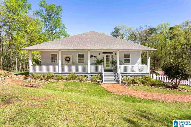 697 Ridgeway Circle, Talladega, AL 35160 (MLS #1280614) :: Howard Whatley