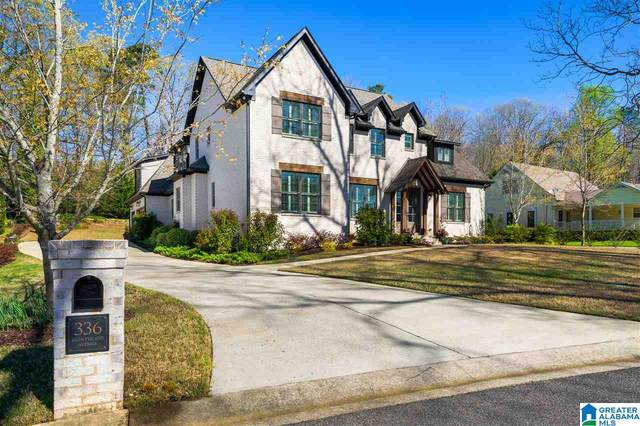 336 Brentwood Avenue, Trussville, AL 35173 (MLS #1280633) :: Bentley Drozdowicz Group
