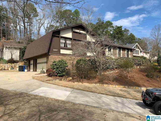 2617 Creekview Drive, Hoover, AL 35226 (MLS #1280726) :: Lux Home Group
