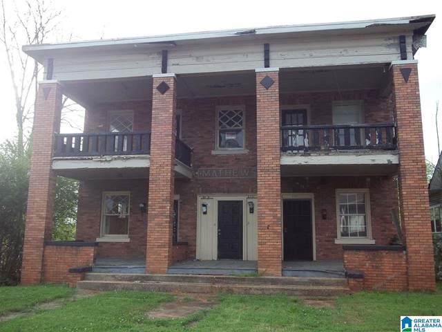 2116 Clarendon Avenue, Bessemer, AL 35020 (MLS #1280798) :: Josh Vernon Group