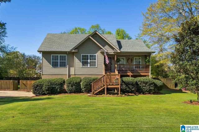 6122 Woodview Lane, Mccalla, AL 35111 (MLS #1280880) :: Howard Whatley