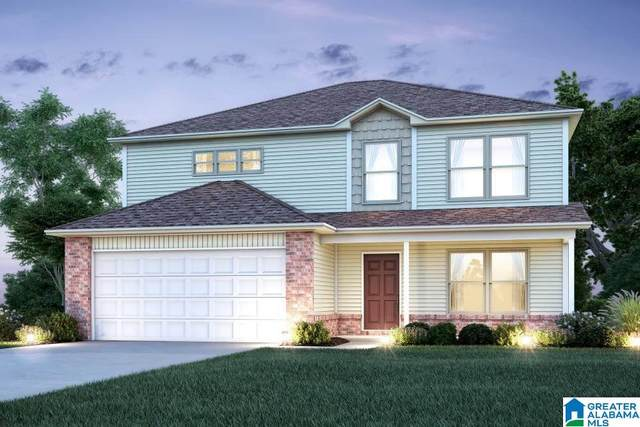 245 Stonebriar Drive, Calera, AL 35040 (MLS #1281050) :: Lux Home Group