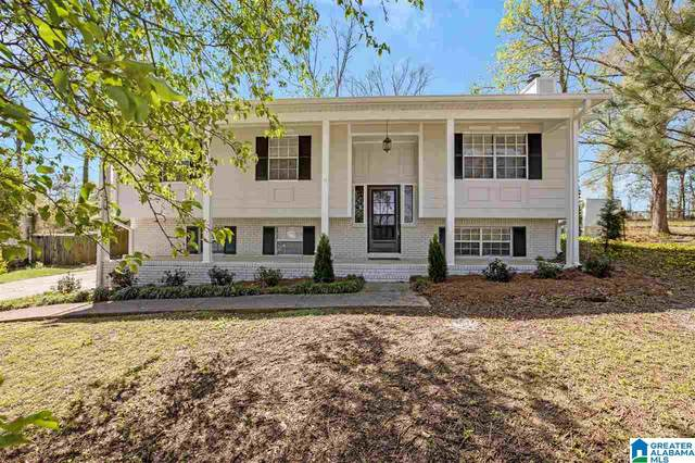 1131 Shadow Creek Drive, Pinson, AL 35215 (MLS #1281135) :: Bentley Drozdowicz Group