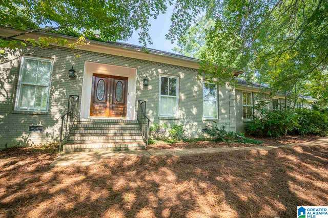 3804 River View Drive, Mountain Brook, AL 35243 (MLS #1281195) :: Lux Home Group