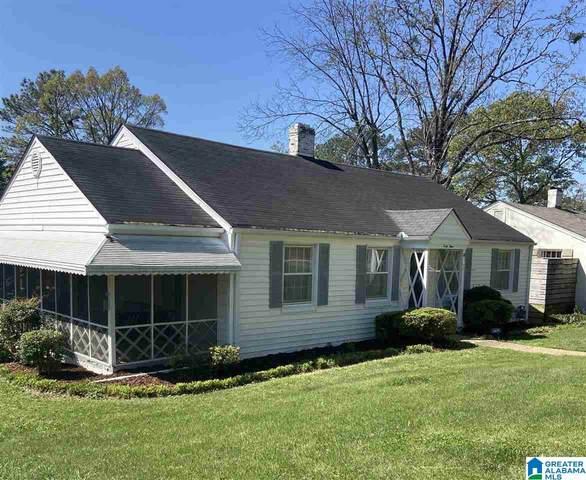 43 Edgehill Road, Homewood, AL 35209 (MLS #1281197) :: LIST Birmingham