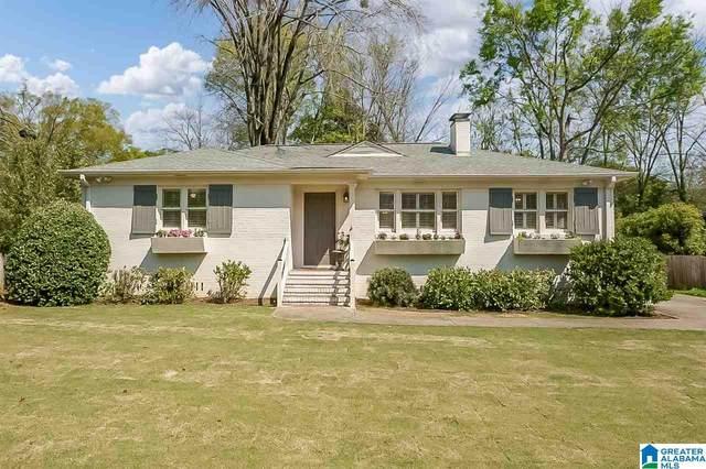 912 Euclid Avenue, Mountain Brook, AL 35213 (MLS #1281436) :: JWRE Powered by JPAR Coast & County