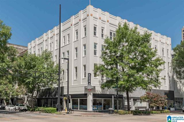 300 20TH STREET N #405, Birmingham, AL 35203 (MLS #1281449) :: Bentley Drozdowicz Group