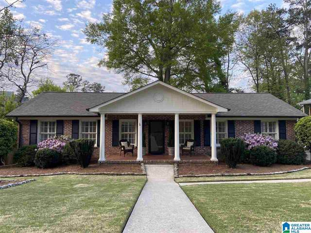 449 Crest Drive, Homewood, AL 35209 (MLS #1281550) :: Lux Home Group