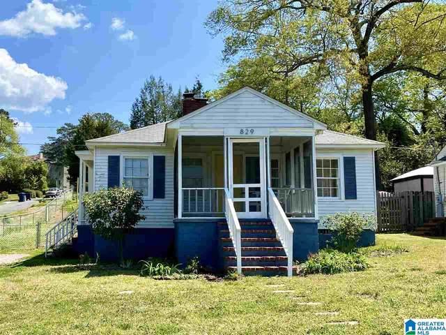 829 Maplewood Avenue, Anniston, AL 36207 (MLS #1281589) :: Gusty Gulas Group