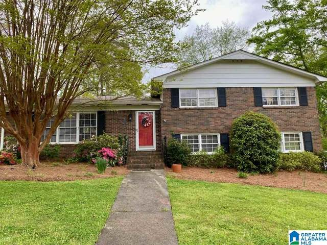 3416 Kettering Lane, Vestavia Hills, AL 35243 (MLS #1281607) :: Lux Home Group