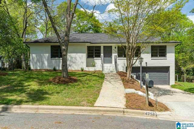 4753 Overwood Circle, Birmingham, AL 35222 (MLS #1281638) :: LIST Birmingham