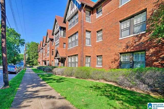 3002 13TH AVENUE S #4, Birmingham, AL 35205 (MLS #1281671) :: Lux Home Group