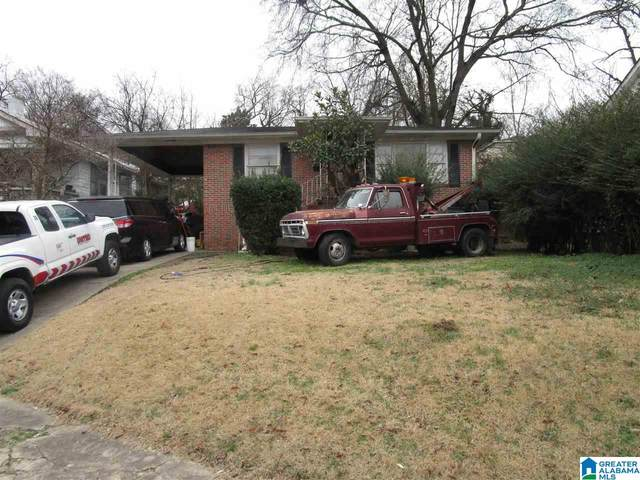 4021 40TH TERRACE N, Birmingham, AL 35217 (MLS #1281728) :: Howard Whatley