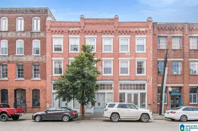2301 Morris Avenue #211, Birmingham, AL 35203 (MLS #1281731) :: Lux Home Group
