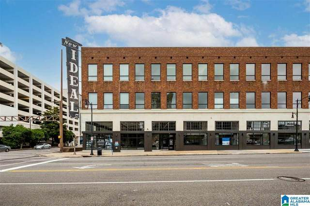 1801 2ND AVENUE N #409, Birmingham, AL 35203 (MLS #1281745) :: The Fred Smith Group | RealtySouth