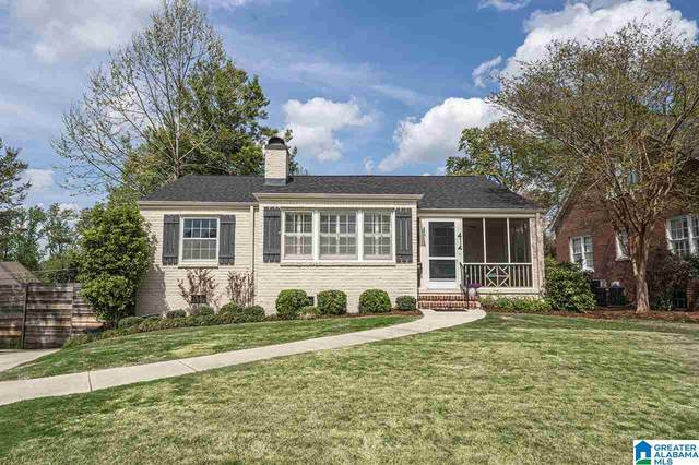 414 Windsor Drive, Homewood, AL 35209 (MLS #1281791) :: JWRE Powered by JPAR Coast & County