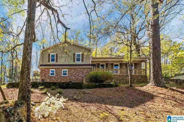 4510 Wooddale Drive, Pelham, AL 35124 (MLS #1281813) :: Gusty Gulas Group