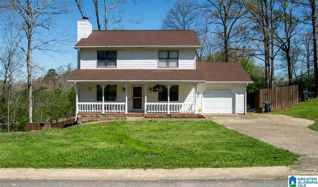 1609 Mountain Oak Drive, Anniston, AL 36206 (MLS #1281838) :: LIST Birmingham